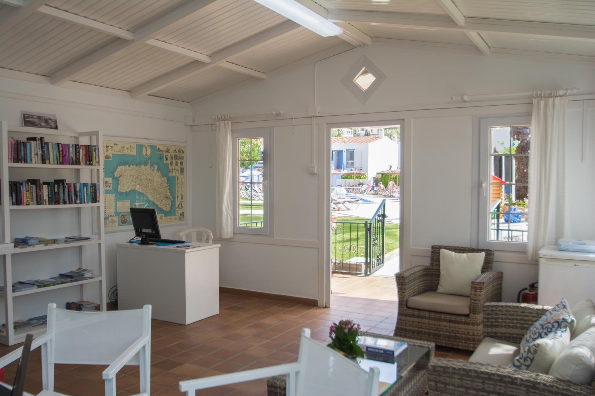 Resort Galdana Gardens Menorca: apartments with swimming pool and